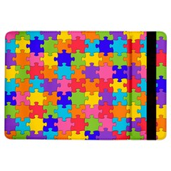 Funny Colorful Jigsaw Puzzle Ipad Air Flip