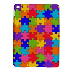 Funny Colorful Jigsaw Puzzle Ipad Air 2 Hardshell Cases