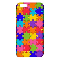 Funny Colorful Jigsaw Puzzle Iphone 6 Plus/6s Plus Tpu Case