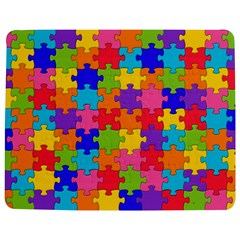 Funny Colorful Jigsaw Puzzle Jigsaw Puzzle Photo Stand (rectangular)