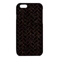 BRK2 BK MARBLE BURL iPhone 6/6S TPU Case
