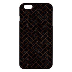 BRK2 BK MARBLE BURL iPhone 6 Plus/6S Plus TPU Case