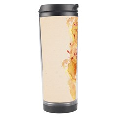 Paris With Watercolor Travel Tumbler