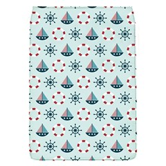 Nautical Elements Pattern Flap Covers (S)