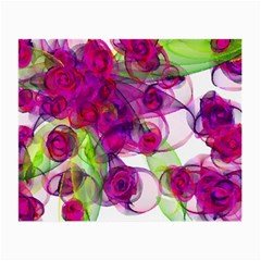 Violet Small Glasses Cloth (2 Side)