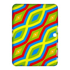 Colorful Chains                    samsung Galaxy Tab 4 (10 1 ) Hardshell Case