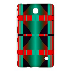 Vertical Stripes And Other Shapes                        samsung Galaxy Tab 4 (8 ) Hardshell Case