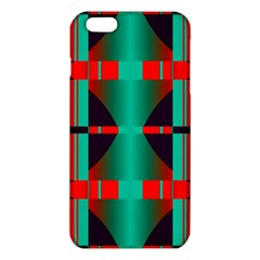 Vertical stripes and other shapes                        iPhone 6 Plus/6S Plus TPU Case