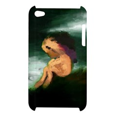 Hand Painted Lonliness Illustration Apple iPod Touch 4