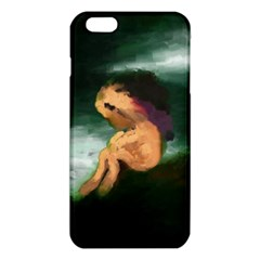 Hand Painted Lonliness Illustration Iphone 6 Plus/6s Plus Tpu Case