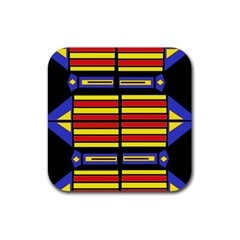 Flair One Rubber Coaster (square)