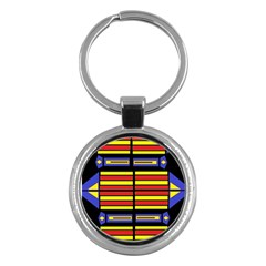 Flair One Key Chains (round)