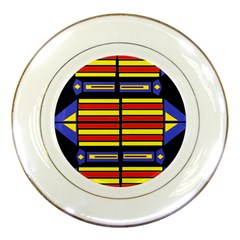 Flair One Porcelain Plates