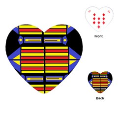 Flair One Playing Cards (heart)