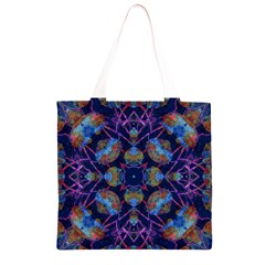 Ornate Mosaic Grocery Light Tote Bag