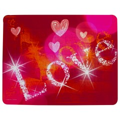 Love Jigsaw Puzzle Photo Stand (Rectangular)