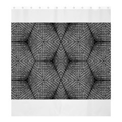 The Weave  Shower Curtain 66  X 72  (large)