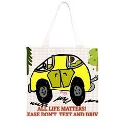 All Life Matters! Grocery Light Tote Bag