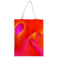 Orange Cream Classic Light Tote Bag
