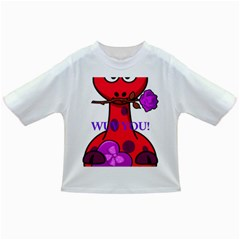 Wuv You! Infant/toddler T Shirts
