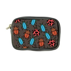 Beetles And Ladybug Pattern Bug Lover  Coin Purse
