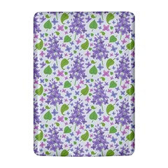 liliac flowers and leaves Pattern Kindle 4
