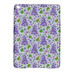 liliac flowers and leaves Pattern iPad Air 2 Hardshell Cases