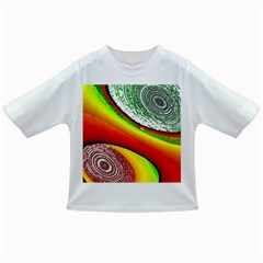 Orange Nebulae Infant/toddler T Shirts