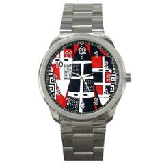 Selknam02 Sport Metal Watch
