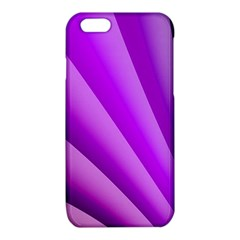 Gentle Folds Of Purple iPhone 6/6S TPU Case