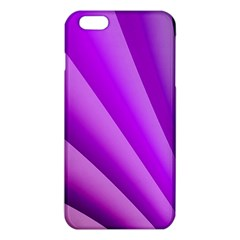Gentle Folds Of Purple Iphone 6 Plus/6s Plus Tpu Case