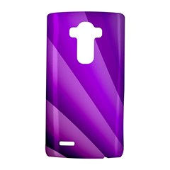 Gentle Folds Of Purple LG G4 Hardshell Case