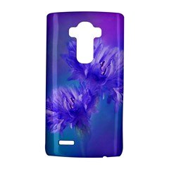 Flowers Cornflower Floral Chic Stylish Purple  Lg G4 Hardshell Case