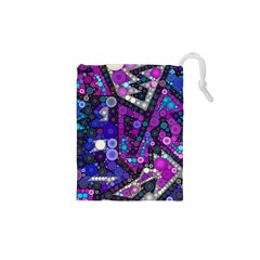 Hipster Bubbes Drawstring Pouches (XS)