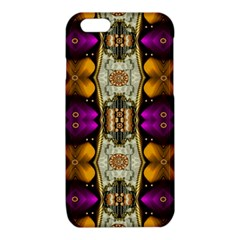 Contemplative Floral And Pearls  iPhone 6/6S TPU Case