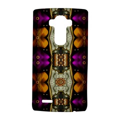 Contemplative Floral And Pearls  LG G4 Hardshell Case