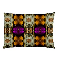 Contemplative Floral And Pearls  Pillow Case (two Sides)