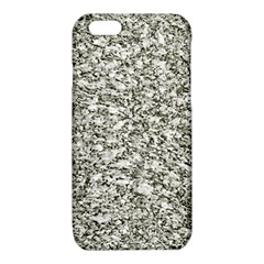 Black and White Abstract Texture iPhone 6/6S TPU Case