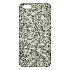 Black And White Abstract Texture Iphone 6 Plus/6s Plus Tpu Case