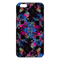 Stylized Geometric Floral Ornate Iphone 6 Plus/6s Plus Tpu Case