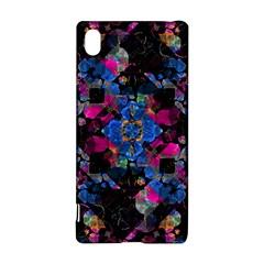 Stylized Geometric Floral Ornate Sony Xperia Z3+
