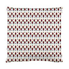 Geometric Retro Patterns Standard Cushion Case (two Sides)
