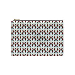 Geometric retro patterns Cosmetic Bag (Medium)