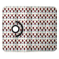 Geometric retro patterns Samsung Galaxy Note II Flip 360 Case