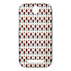 Geometric retro patterns HTC One SV Hardshell Case