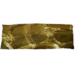 Gold Bar Golden Chic Festive Sparkling Gold  Body Pillow Case Dakimakura (two Sides)