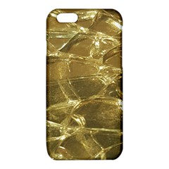 Gold Bar Golden Chic Festive Sparkling Gold  iPhone 6/6S TPU Case