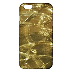 Gold Bar Golden Chic Festive Sparkling Gold  Iphone 6 Plus/6s Plus Tpu Case