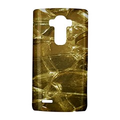 Gold Bar Golden Chic Festive Sparkling Gold  LG G4 Hardshell Case