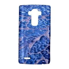 Festive Chic Light Blue Glitter Shiny Glamour Sparkles LG G4 Hardshell Case